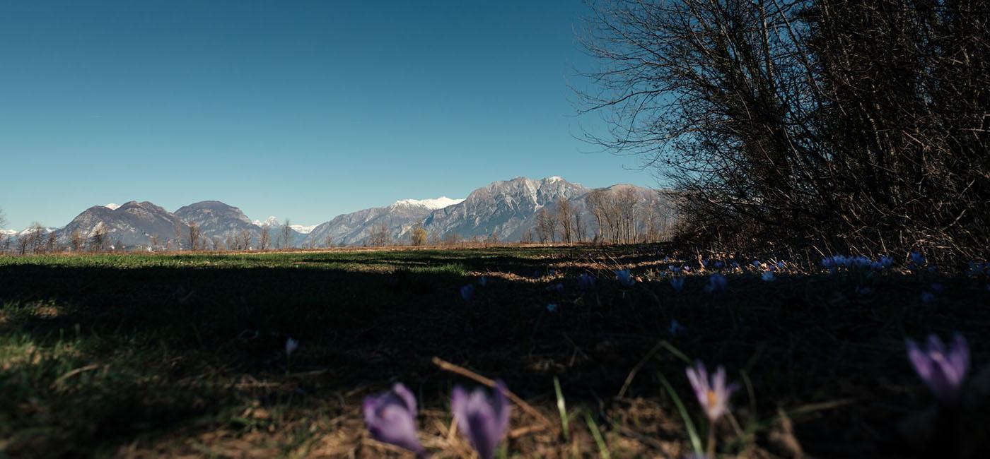 Il periplo del Friuli Venezia Giulia a piedi